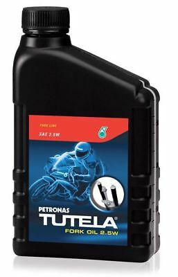Petronas Tutela Motorcycle & Scooter Fork Oil 2.5W 1ltr