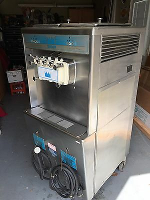 Used Taylor 754-27 Soft Serve Two Flavor With Twist Ice Cream Machine