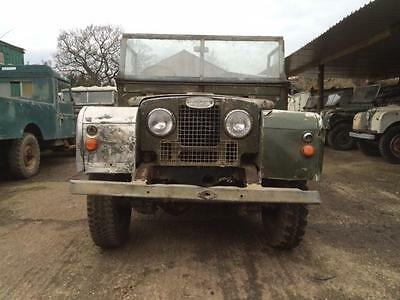 Land Rover Series 1 86 inch SWB For Restoration