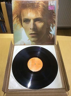 David Bowie Space Oddity RCA LSP 4813 UK pressing Vinyl VG+