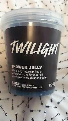 Lush Kitchen Exclusive Rare Twilight Shower Jelly BN