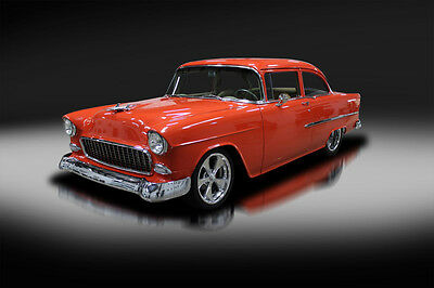 1955 Chevrolet Bel Air/150/210 210 Custom 1955 Chevrolet 210 Custom. Complete Restoration. Loaded with upgrades. Must See!