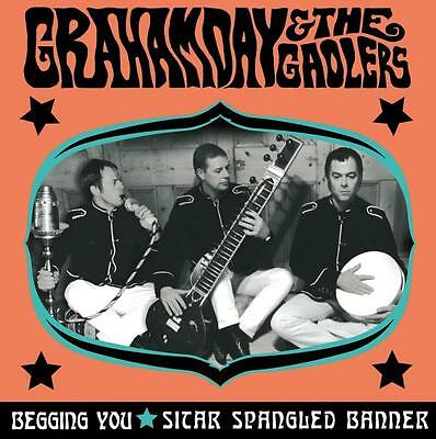 "GRAHAM  DAY & GAOLERS * Begging You + Star Spangled Banner 7"" Neu *The Prisoners"