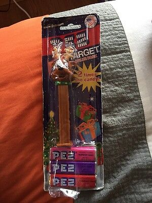 Pez Dispensers Target Value Pack