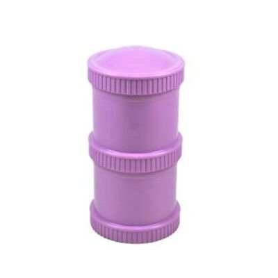 Re-Play Double Snack Stack, Purple - 44005