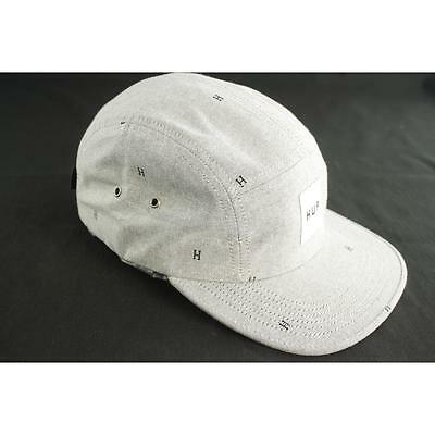 HUF Men's Hat Baseball Cap OS Grey New 100% Cotton Limited LAFO