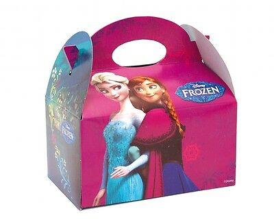 Wholesale Job Lot 48 Frozen Themed Food Boxes *Party *Boys *Girls