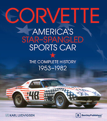 Corvette Complete History 1953-1982 (Chevrolet C1 C2 C3 Racing) Buch book