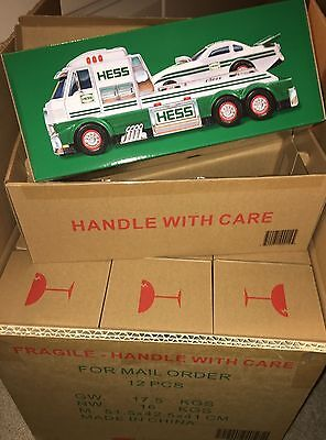 2016 Hess Toy Truck and Dragster Brand New!!!
