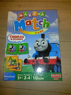 Thomas and Friends Make a match game Thomas the tank engine memory game