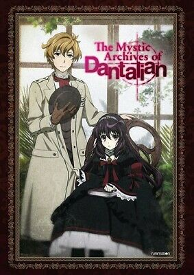 Mystic Archives Of Dantalian: The Complete Series - 2 DISC SET (2017, DVD NEW)