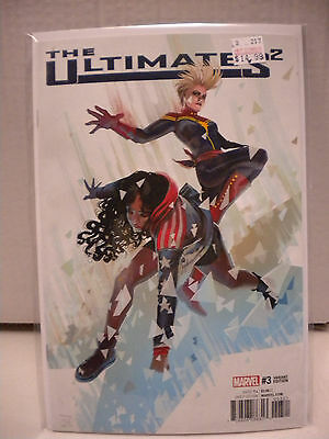 Ultimates 2 #3 Variant 1:25