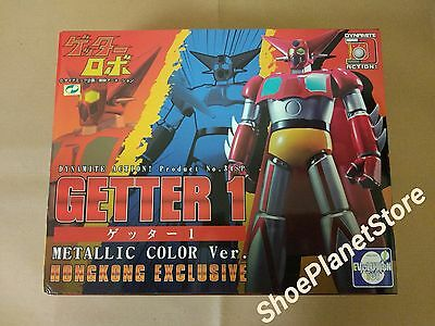 Evolution Toy Dynamite Action N.34Sp Getter 1 Metallic Hk Exclusive Disponibile