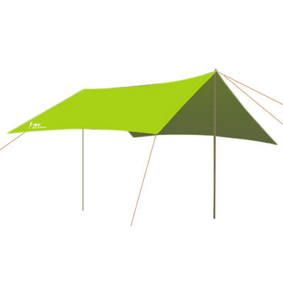 Camping Fishing Beach Sun Shade Awning Trail Tent Cover Shelter Green