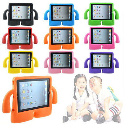 Shockproof Kids Handle Foam Child Safe Case Cover For iPad 2 3 4 Mini 1234 Air2