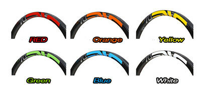 Mountain Bike Wheel Rim set Stickers For EVEN M70 MTB DH Race replacement Decals