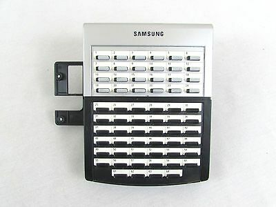 Samsung OfficeServ DS-5064B AOM 64 Button Add On Module With Bracket & Stand