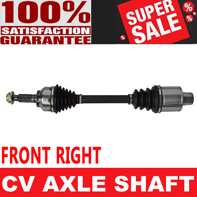 FRONT RIGHT CV Axle Drive Shaft For MAZDA 3 10-13 5 12-14 Manual  Transmission