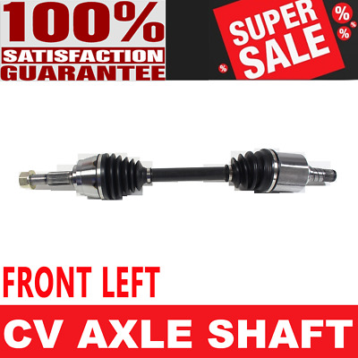 FRONT LEFT CV Axle Drive Shaft For NISSAN MURANO 2003-2007 AWD FWD