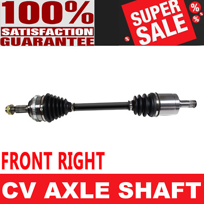 New DTA CV Axle Honda Odyssey Front Right Side OE Replacement With Warranty