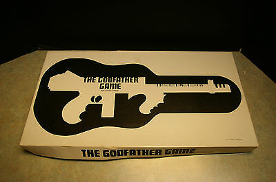 1971 IRWIN TOY Ltd. & FAMILY GAMES Inc. 'THE GODFATHER GAME' Board Game, 16711
