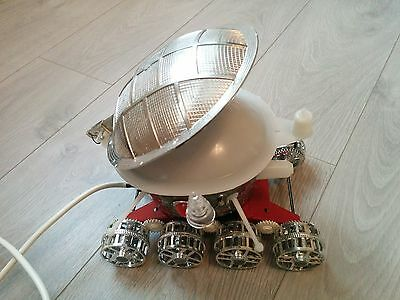 Vintage Extra Rare USSR Russian Lunochod Lunokhod MoonRover Walker Space Toy NEW