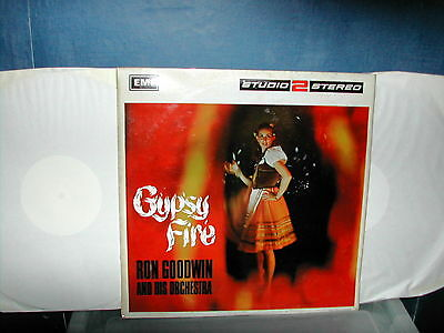 Ron Goodwin-Gypsy fire LP 1967 2 x1 sided test pressing