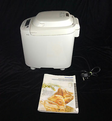 Panasonic Sd-2501 Automatic Breadmaker- Excellent Condition