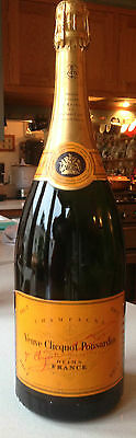 Veuve Clicquot Brut NV Champagne Yellow Label Magnum Full SEALED
