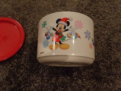 Tupperware Disney Festive Friends Petite Canister 2 CUPS One-Touch Seals New
