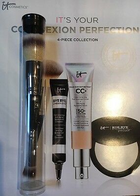 IT Cosmetics Heavenly Luxe Complexion Perfection Brush BN RRP £34