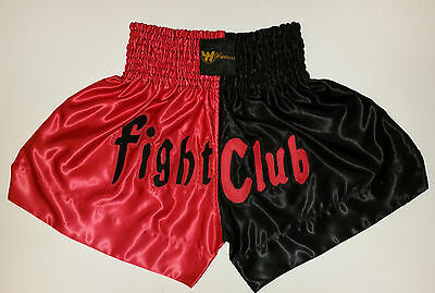 Special Offer  Thai Boxing Shorts (Fight Club) - Warriors