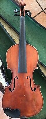 Neuner Und Hornsteiner Violin Mfg. In Mittenenwald  Bavaria Between 1881/1989.