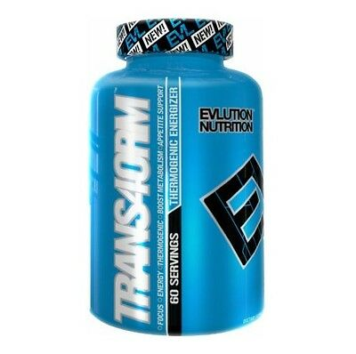 EVLUTION NUTRITION TRANS4ORM Complete Multistage for Weight Management 120 Caps
