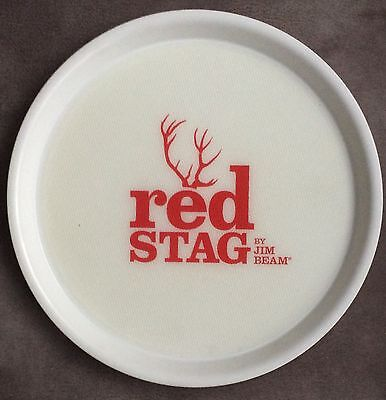 Red Stag By Jim Beam Tablett 37 cm