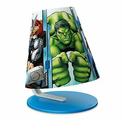 Philips Marvel Avengers LED boys table lamp table light 3W