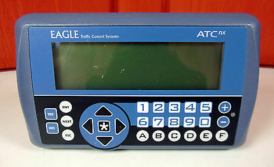 Siemens Eagle Traffic Control ATC NX Epac M50 Removable Display. Free Shipping !