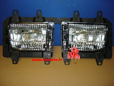 BMW 3 E30 1987-1994 Front fog light Left & Right SET