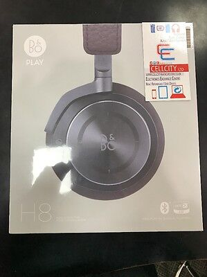 B&O Play by Bang and Olufsen Beoplay H8 Wireless ANC Headphones - Grey Hazel