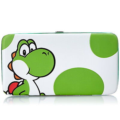 NEW OFFICIAL Nintendo Super Mario Yoshi Classic Retro Girls Ladies Purse Wallet