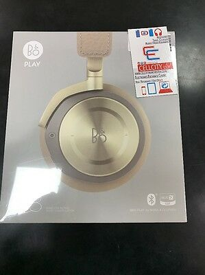 B&O H8 PLAY by BANG & OLUFSEN H8 Headphones -Argilla Bright - BRAND NEW IN BOX