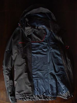 Mammut Men's Gore-tex Performance Shell Jacket Great Condition!!!