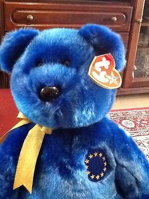 ty Unity bear The beanie buddies collection