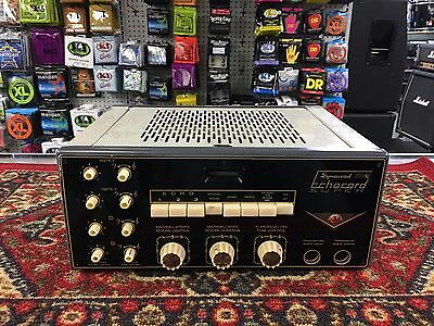 Dynacord S65 Echocord Tube Tape Echo With Extra Tape Loops USED!!!!! Vintage!!