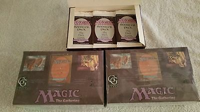 1 MTG:The Dark booster Magic the Gathering. New, sealed, from sealed box