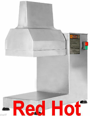 Omcan 17847 Commercial Electric Table Top Meat Tenderizer Model ABN-HD
