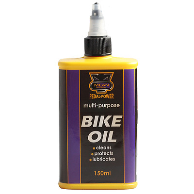 Bicycle Mountain Bike Cycle Motorcycle Chain Lube Lubricant Oil Rust Protect