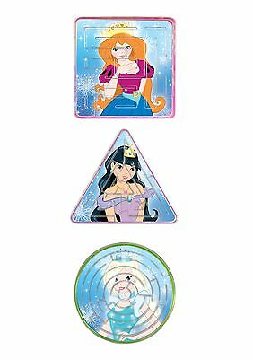 Wholesale Job Lot 288 Ice Princess Maze Puzzles *Boys *Girls *Kids *Party bag