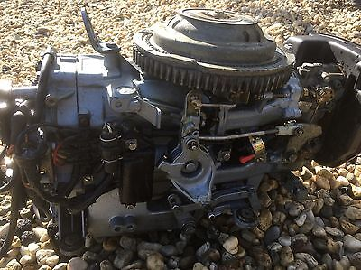 40hp48hp 50hp 55hp 60hp Johnson/Evinrude outboard power head Complete.