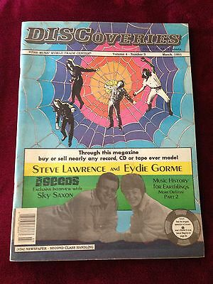 THE SEEDS Discoveries magazine MARCH 1991